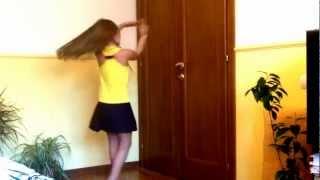 Учимся танцевать  восточный танец за  5 минут!(, 2012-10-20T16:59:49.000Z)