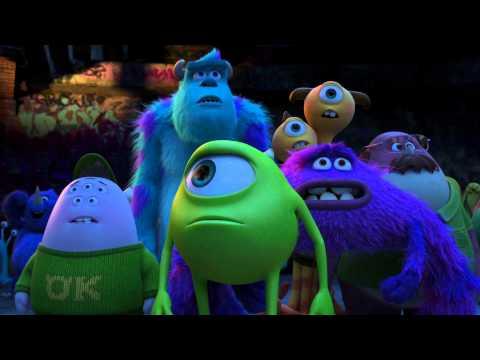 Monsters University (2013) - Clip [HD]