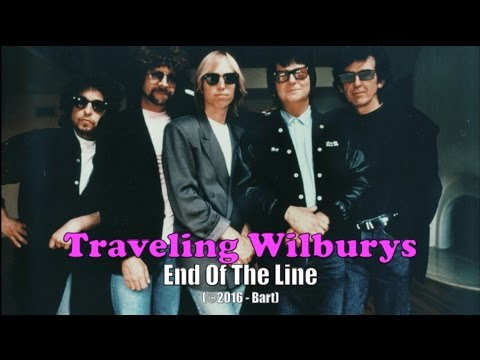 Travelling Wilburys - End Of The Line (Karaoke)