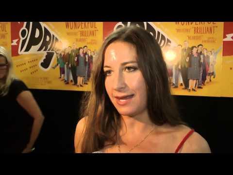 Karina Fernandez Interview - Pride Premiere