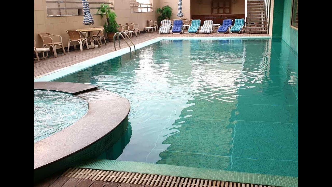 Swimming Pool Of Park Lane Hotel Lahore Youtube