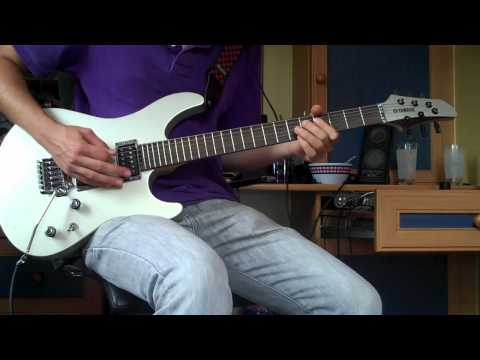 The Middle by Jimmy Eat World Guitar Cover