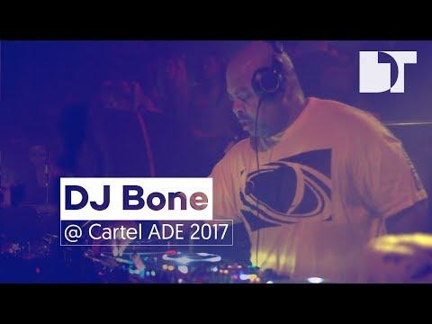 Dj Bone at Cartel ADE 2017, Amsterdam (Netherlands)