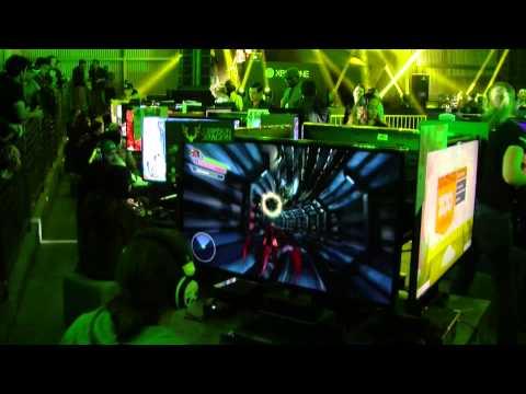 Xbox One LA Launch event.