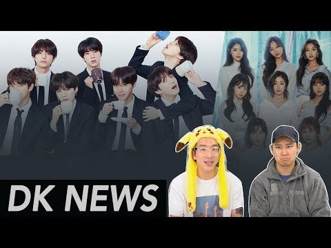 BTS at Grammy / Sexual Abuse in KPOP EXPOSED / LOVELYZ Caught Cursing