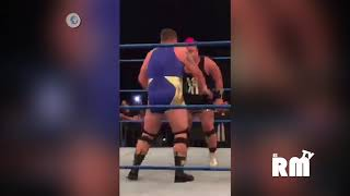 Máximo vs Grado / Impact Wrestling CDMX 2018