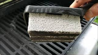 Grill Stone Grill Cleaning Block Review
