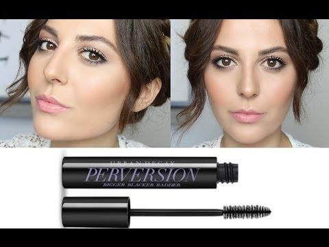 First Impression Review: Urban Decay Perversion Mascara | Sona Gasparian