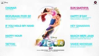 Disney's ABCD 2 Jukebox Full Album   Varun Dhawan   Shraddha Kapoor   Sachin   Jigar