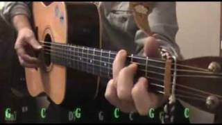 """Boots of Spanish Leather"" (Bob Dylan) Lesson - Part 1"
