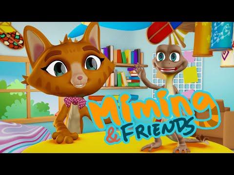 Episode 00: Hi! This is Miming and Friends! (Original Filipi