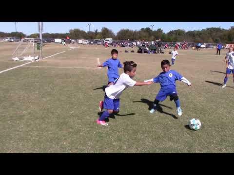 B-Elite VS FC Dallas (2nd Half) 10-29-2017