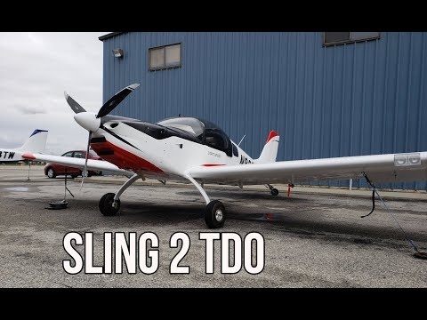 Sling 2 Taildragger L Special Light Sport Aircraft