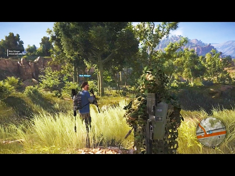 Ghost Recon Wildlands Closed Beta: Part 2 - The Co-op Mode