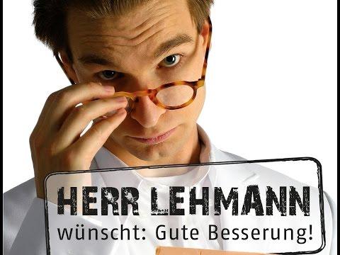 Kabarett von und mit Erik Lehmann (Trailer)