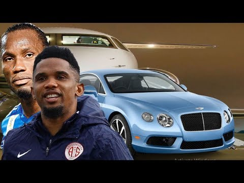 7-most-expensive-cars-owned-by-african-footballers