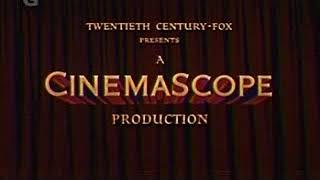 20th Century Fox (1953, The Robe variant, P&S WS)