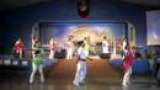Dancing Generation-Tambourine Dance-Selah Timbrels-JA1
