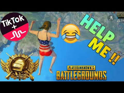 PUBG TIK TOK FUNNY MOMENT AND FUNNY VIDEO (PART #2)llBY TPP CRAZY