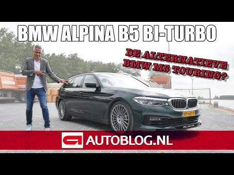 Alpina B5 Bi-Turbo Touring Rijtest