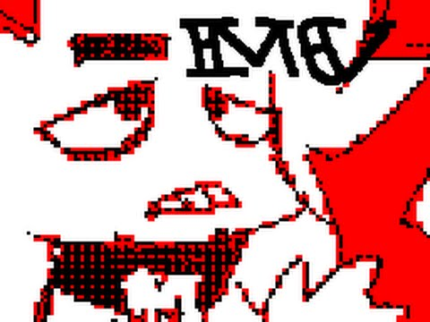 ST[emoji:n00]R★PATCH's Flipnote [Sudomemo] - Here Remix MV