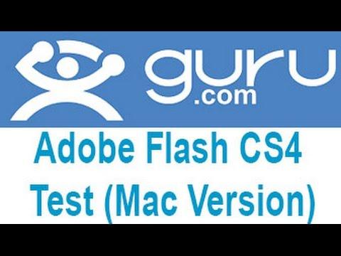 adobe flash cs4 mac
