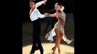 Танцуем Ча Ча Ча - Урок 3