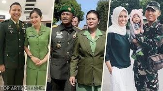 8 Artis Cantik Indonesia Yang Menikah dengan Tentara