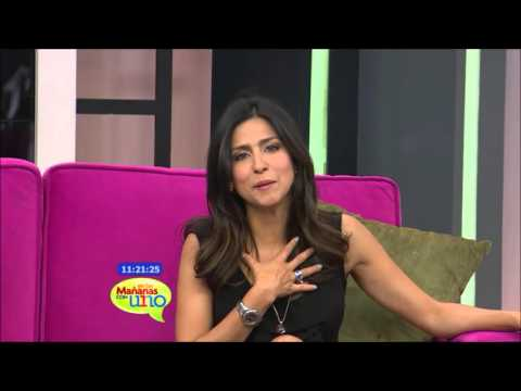 Aída Bossa y su papel de la hermana de Celia Cruz