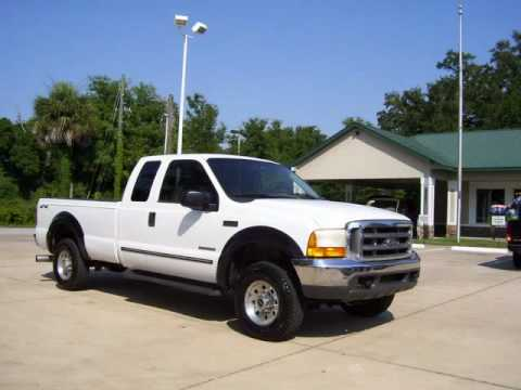 2000 ford f250 4x4 with a 7 3l power stroke diesel at prestige auto sales in ocala florida youtube. Black Bedroom Furniture Sets. Home Design Ideas