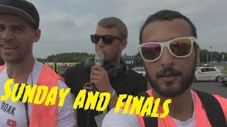 DHB 2018 Sunday Final Feat. Fjallefar Vlog#47