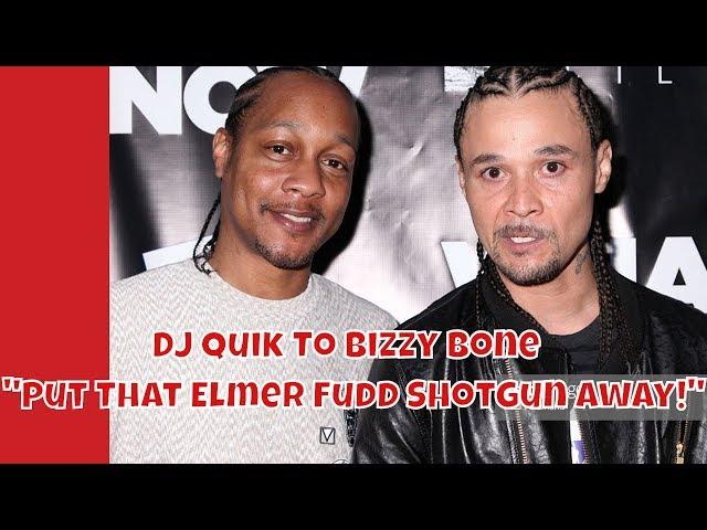 DJ Quik & Hi-C Clown Bizzy Bone's