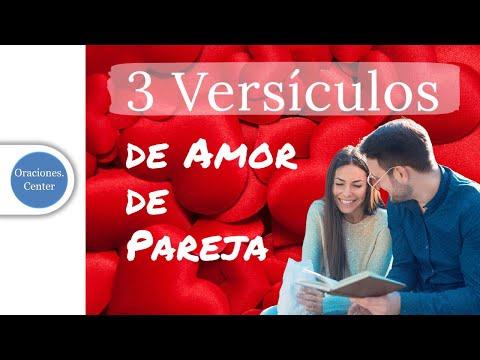 3 Oraciones De Amor Cortas - Solteros. Novios. Matrimonios.
