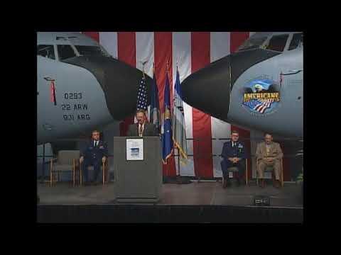 KC-135 Re-Engine program for The USAF