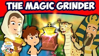THE MAGIC GRINDER  Fairy Tales In English   Bedtime Stories   English Cartoons