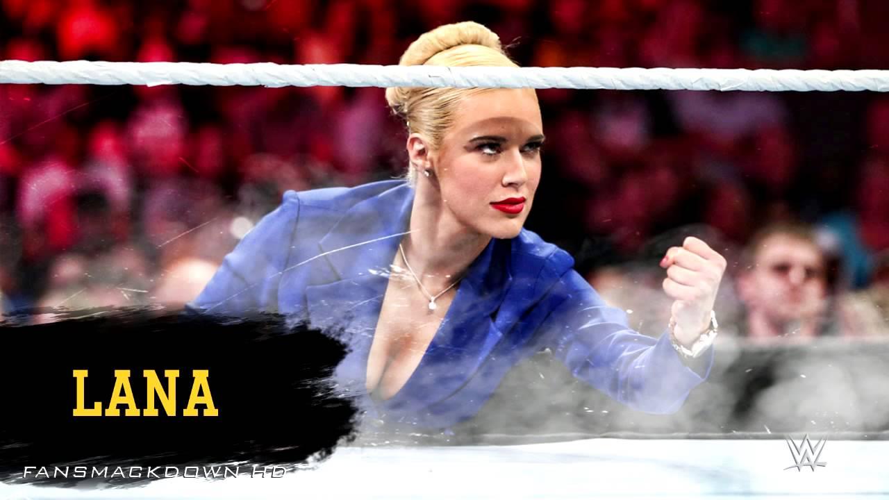 WWE lana vs Asuka vs femmee :v hơi lỗi - YouTube