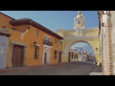 Postales LA Network - Antigua Guatemala