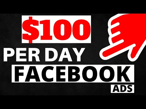 How To Make $100 Per Day With Facebook Ads [CPA Marketing] thumbnail