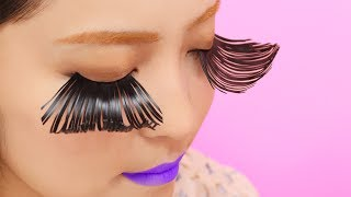 10 DIY WEIRD BEAUTY HACKS Weird Beauty Products! 10 Makeup Tutorial Life Hacks RiaRua
