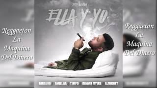 Farruko Ft. Anuel AA, Tempo, Bryant Myers Y Almighty - Ella Y Yo