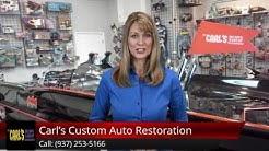 Best Custom Auto Restoration Shop in Dayton Ohio