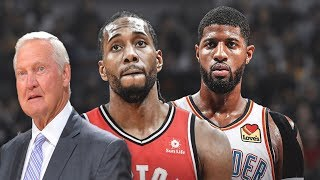 How Kawhi Leonard & Paul George saved the NBA by joining the Los Angeles Clippers in NBA Free Agency