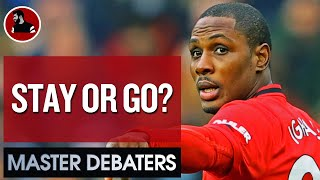 Odion Ighalo: Right Time To Leave? | Master Debaters