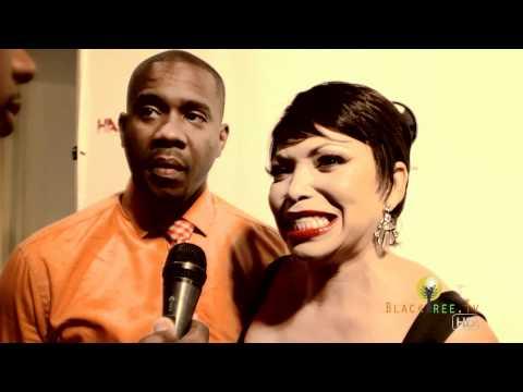 Duane Martin & Tisha Campbell at Kevin Hart's Laugh at my Pain Premier
