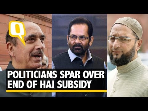 Centre Withdraws Haj Subsidy, Muslims Demand Lower Airline Fares | The Quint