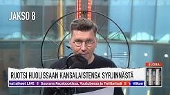 Ruotsi valitsi laumasuojan ja epäonnistui - nyt heitä ei haluta muihin maihin rajojen avautuessa