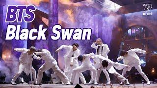 Download Mp3 'comeback' 어나더 클래스 '방탄소년단'의 'black Swan' 무대