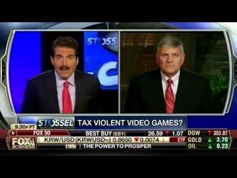 Watch A Fox Reporter Demolish A Hackneyed Anti-Game Argument