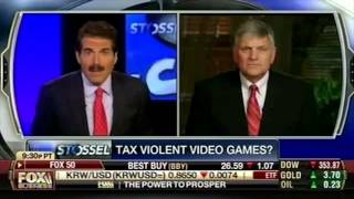 Watch A Fox Reporter Demolish A Hackneyed Anti-Game Argument