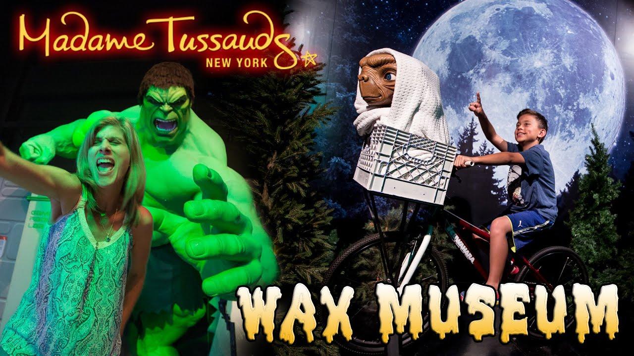 Madame tussauds wax museum new york coupons